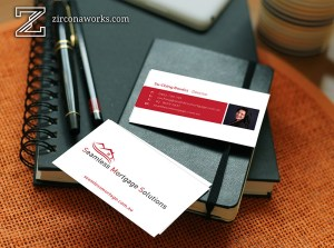 SMS Business Cards