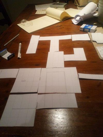 Boardgame Prototype complete