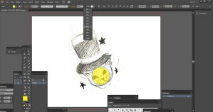 Adobe Illustrator rotate rool