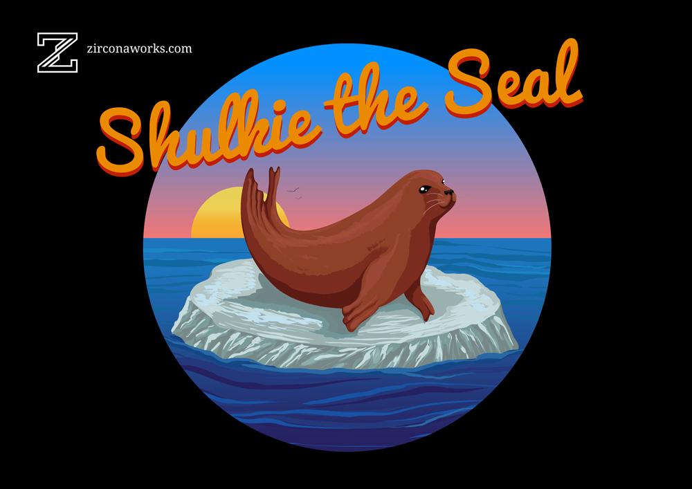 Shulkie the Seal