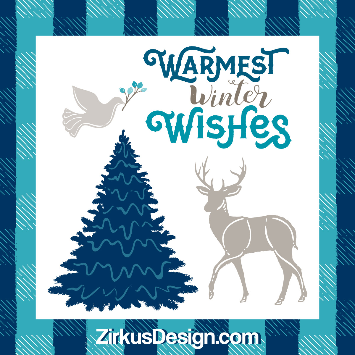 Warmest Wishes Holiday Farmhouse Collection + FREE Printable Gift Tags