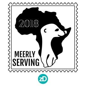 Zirkus Design   Stick 'Em Up: Sticker Design for a Good Cause - Africa Meerkat Sticker Missions Trip