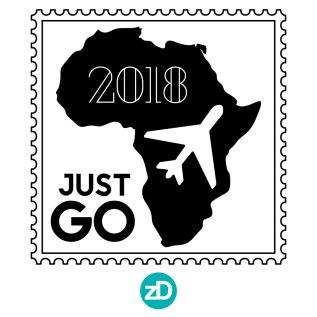 Zirkus Design   Stick 'Em Up: Sticker Design for a Good Cause - Africa Travel Airplane