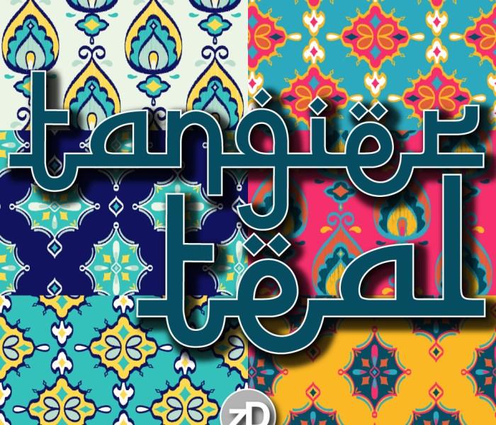 Tangier Teal
