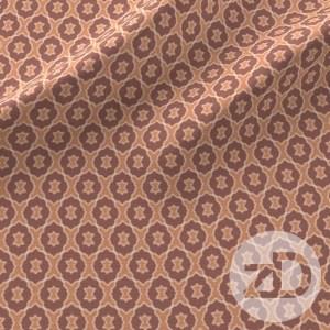 Zirkus Design   Boho Baby // Middle Eastern Metallic Pattern Collection Inspired by Turkish Kilim: Lattice / Wood Secondary Print