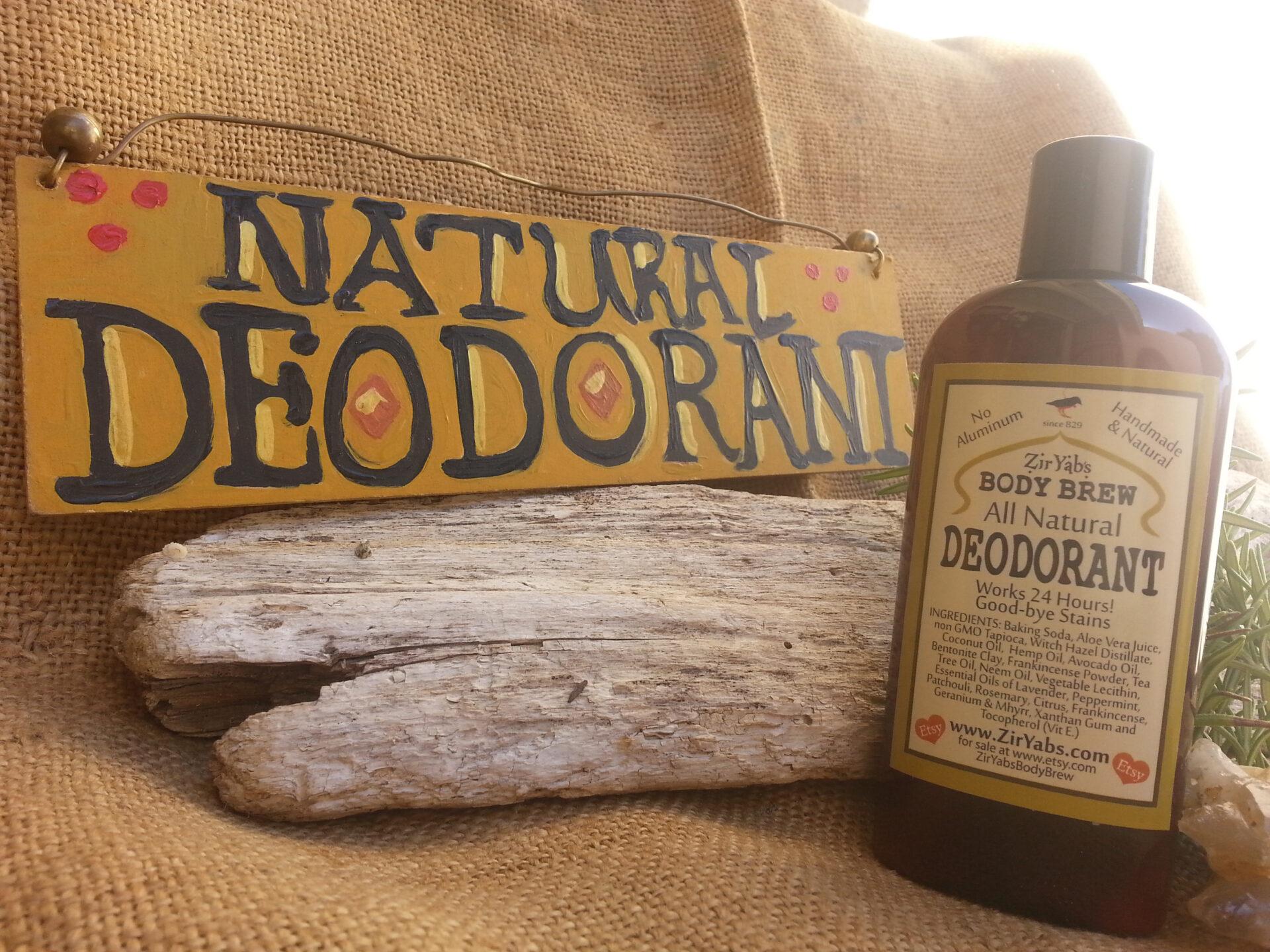 Antiperspirant and Deodorant