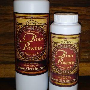 Deodorizing Body Powder