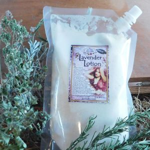 Lavender Lotion Refill Bag