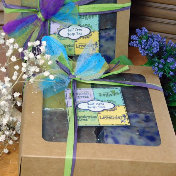 Soap for Two Loving Self-Care Gift Box