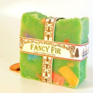 Fancy Fir Soap