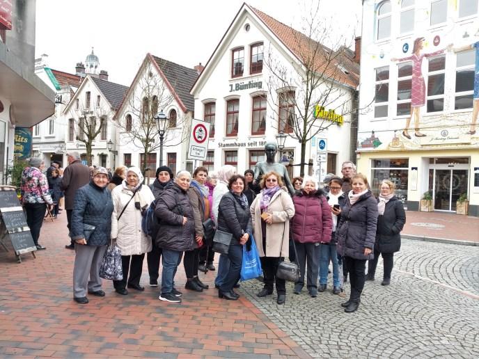 Tagesausflug nach Leer und Bourtange am 21.03.2019