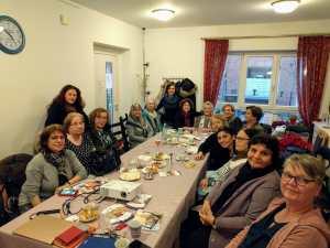 Projektbesuch KusAK Kultursensible Altenhilfe Kreyenbrueck (c) ZIS