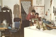 Schneiderei 1987, Özdal Dinçel (© privat)