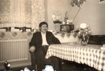 AG - Weser Heim Burglesum 1971, Ahmet Terkivatan (© privat)