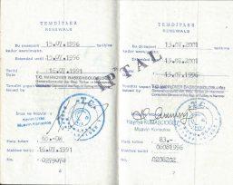 Pass 3 annuliert, Ahmet Terkivatan (© privat)