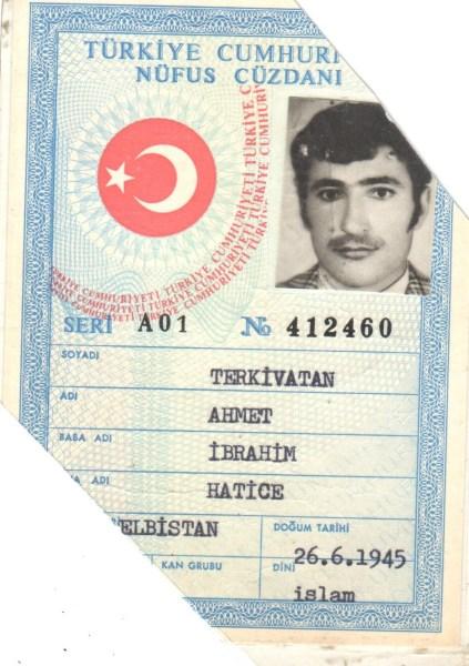Pass, Ahmet Terkivatan (© privat)