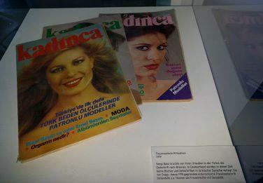 """Frauenzeitschrift """"Kadınca"""", 1979(© privat)"""