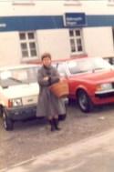 Türkei 1983, Leman Güzel (© privat)
