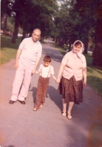 Familie Güzel Bad Arol 1982, Leman Güzel (© privat)