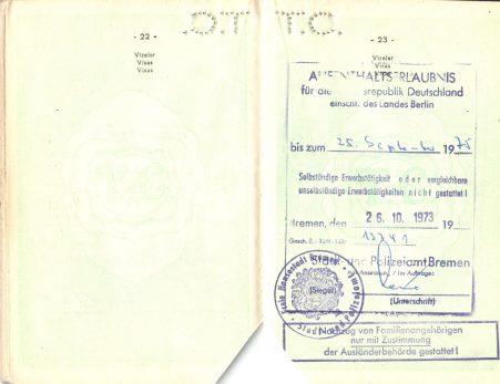 Pass 23, Mustafa Balcı (© privat)