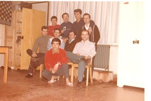 Wohnheim Halmerweg 1970, Mustafa Balcı (© privat)