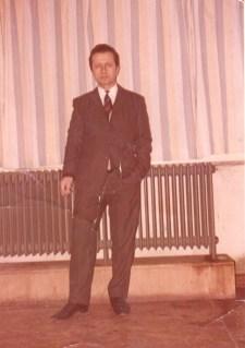Wohnheim Halmerweg 1969, Mustafa Balcı (© privat)