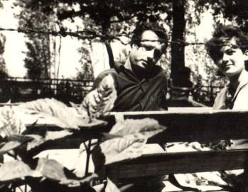 Mustafa und Sevgi Balcı, 1967 Zonguldak (© privat)
