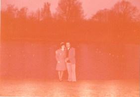 Mustafa und Sevgi Balcı, 1971 Waller Park (© privat)