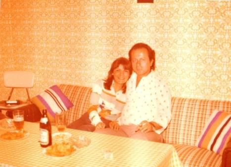 Mustafa und Sevgi Balcı, 1974 Bremen (© privat)