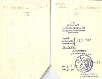 Pass 9, Sedat Dönmez (© privat)