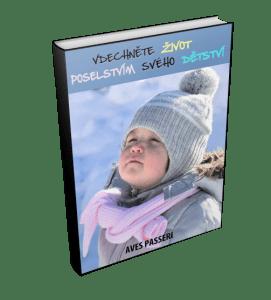 Vdechněte život poselstvím svého dětství kniha o štěstí a radosti