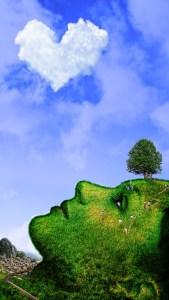 odpustit Nebeský strom