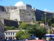 Korfu Stadt.