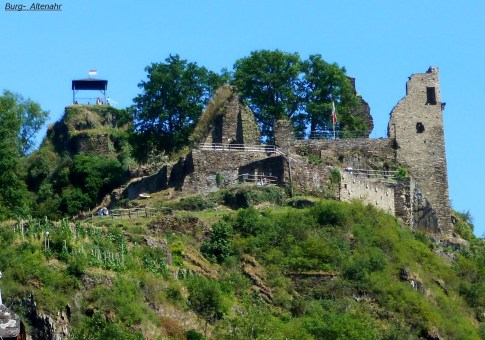Burg bei Altenahr