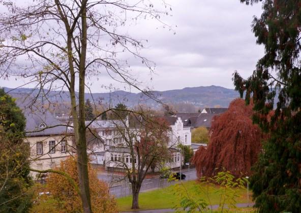 Stadt Sinzig schöne Aussicht.