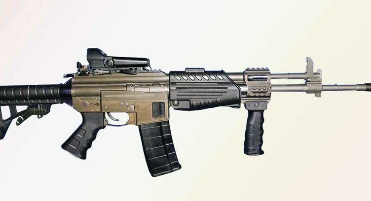 Multi caliber individual weapon systemeting the needs of future drdo and arde have been working on developing a new assault rifle for the indian armed forcese indian armed forces specially the indian army is not quite altavistaventures Images