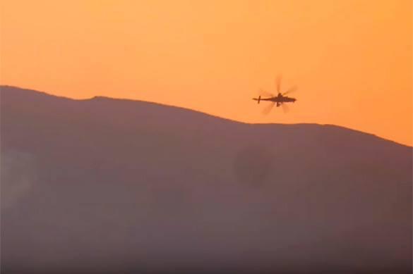 mi-35 shot down