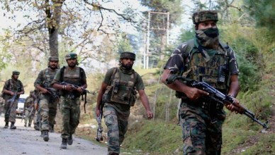 Indian Army Encounter in Myanmar