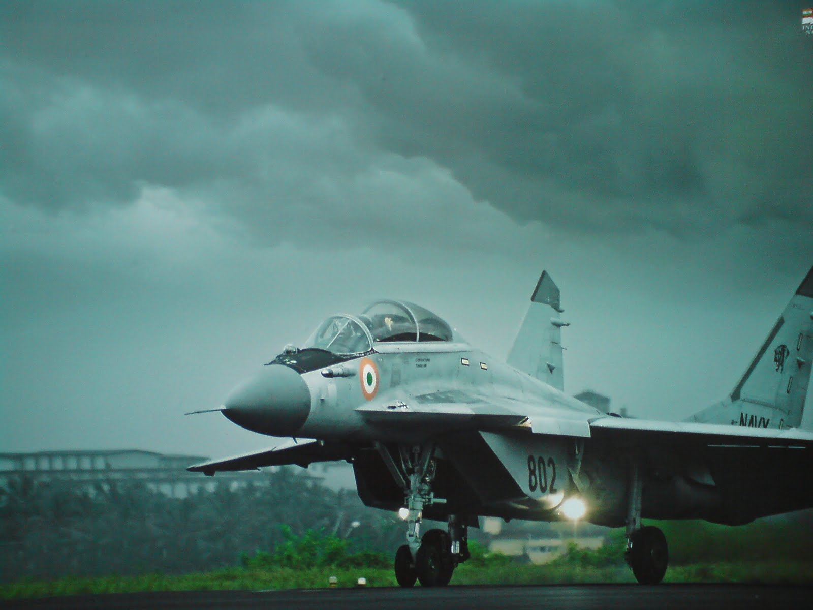 Mig - 29 of indian navy