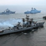 Russia Launches Biggest Military Offensive Since the Cold War