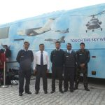 IAF's exhibition vehicle in Coimbatore from Monday
