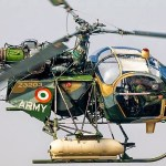 Cheetah Helicopter of Army Aviation Corps crashes in Sukna, 3 Officers dead and one JCO injured