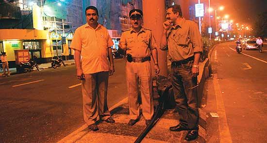 The team of Kadam, Bawdhankar and Sanjay Govilkar and Tukaram Omble