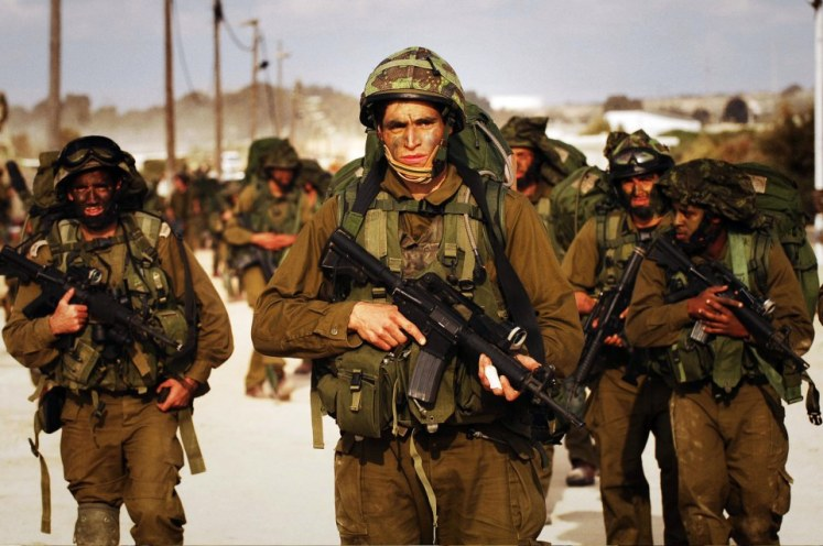 Israel's siege mentality helps create ruthless well-trained soldiers