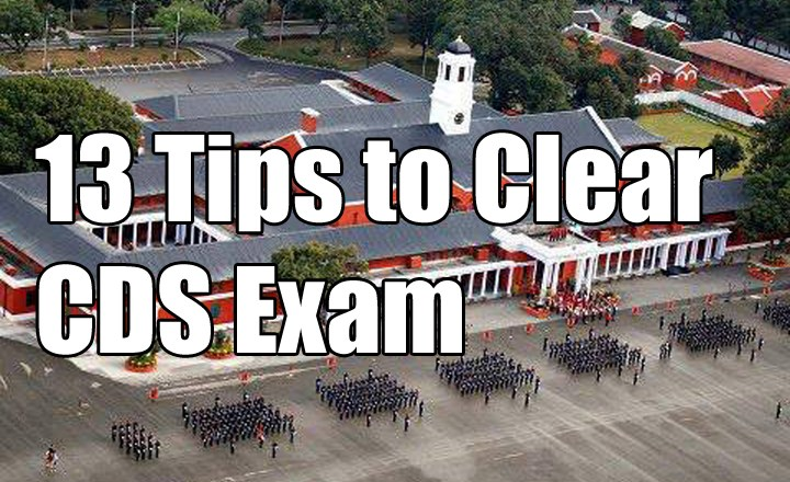 13 Tips to Clear CDSE in First Attempt