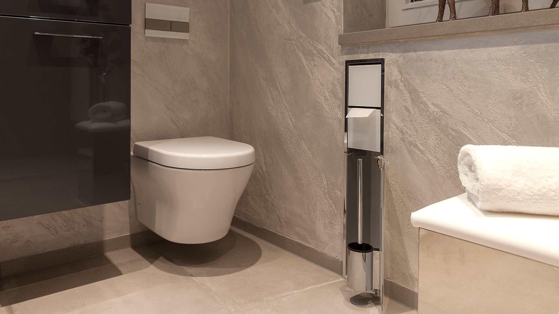 Kalkputz Bad  Badezimmer Verputzen Oder Fliesen  Badezimmer Blog