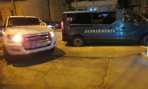 Două petreceri private întrerupte de jandarmi