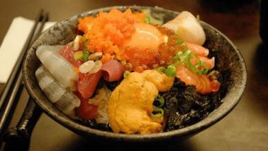 Photo of 超好吃的內湖金泰海鮮蓋飯