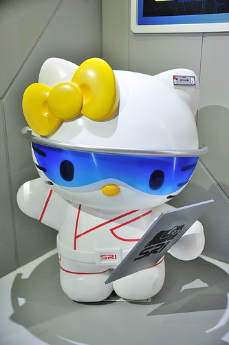 Robot Kitty 工程師