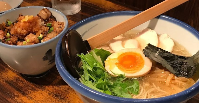 Photo of 日本AFURI阿夫利柚子醬油拉麵泡麵!